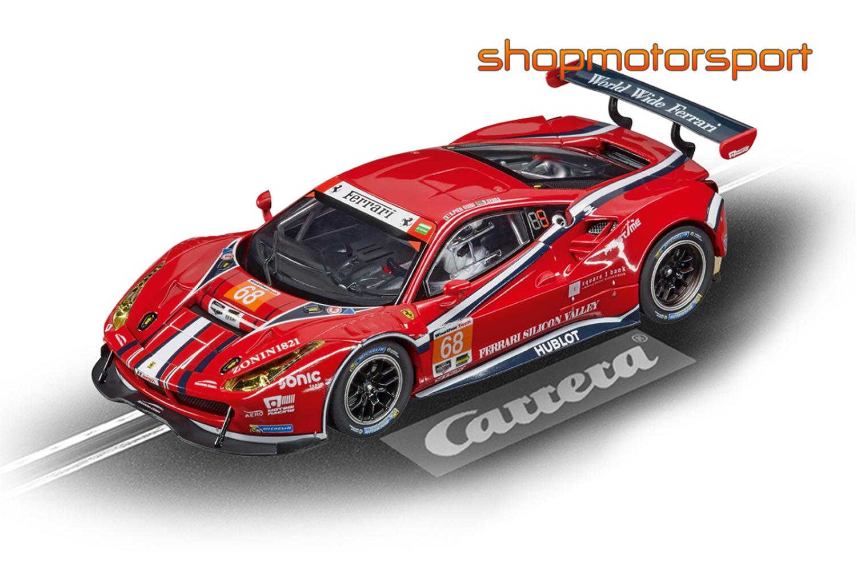 FERRARI 488 GTE / CARRERA 27558 / ALESSANDRO PIER GUIDI-ALEXANDRE PREMAT-DANIEL SERRA