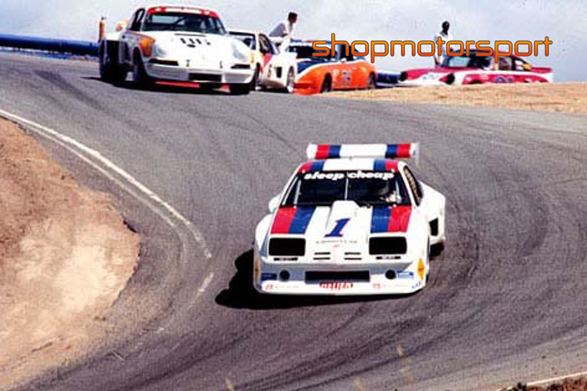 CHEVROLET MONZA / CARRERA 27581 / MICHAEL KEYSER