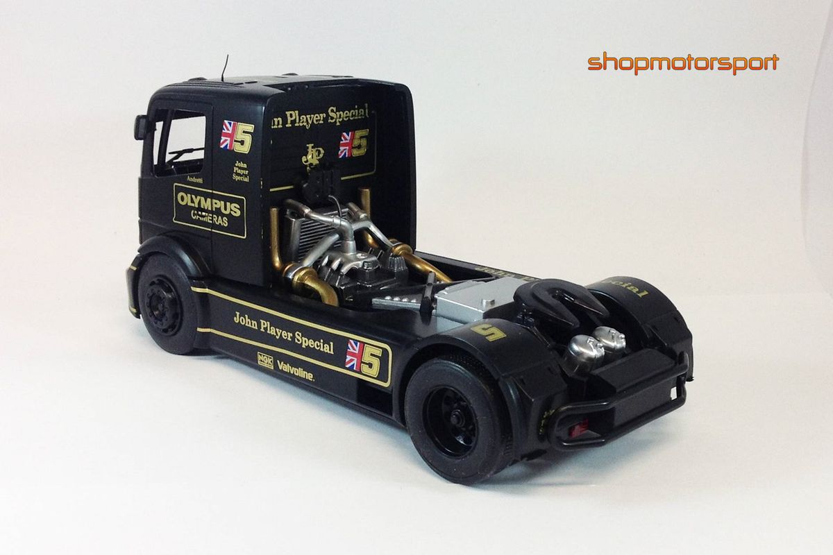 MERCEDES-BENZ ATEGO / FLY SLOT 202303 / MARIO ANDRETTI // OUT OF STOCK