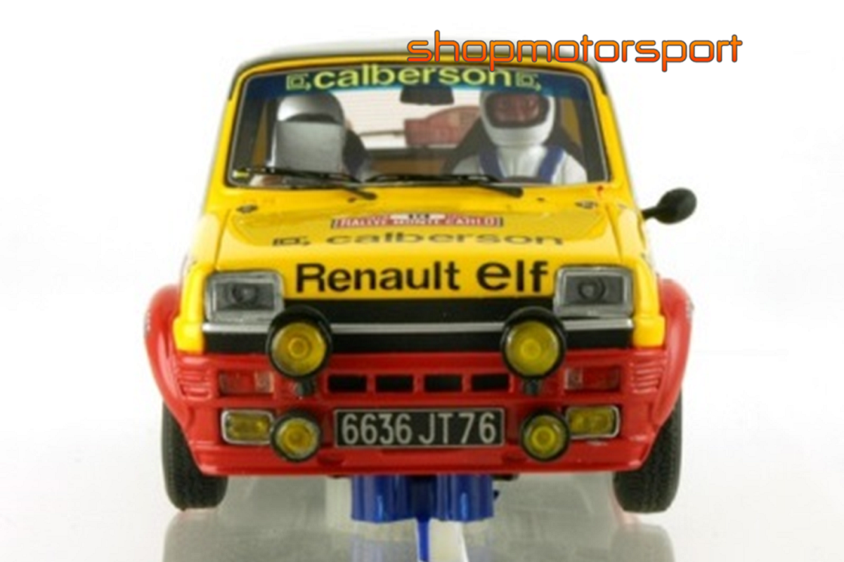 RENAULT 5 ALPINE / LE MANS MINIATURES LM-GTS132003B / JEAN RAGNOTTI-JEAN-MARC ANDRIE