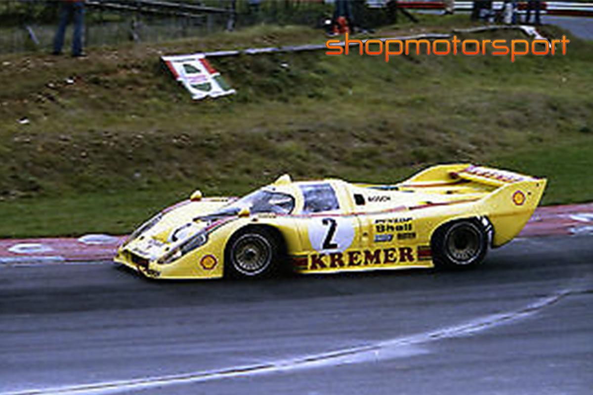 PORSCHE 917K / LE MANS MINIATURES LM-132081B / BOB WOLLEK-HENRI PESCAROLO