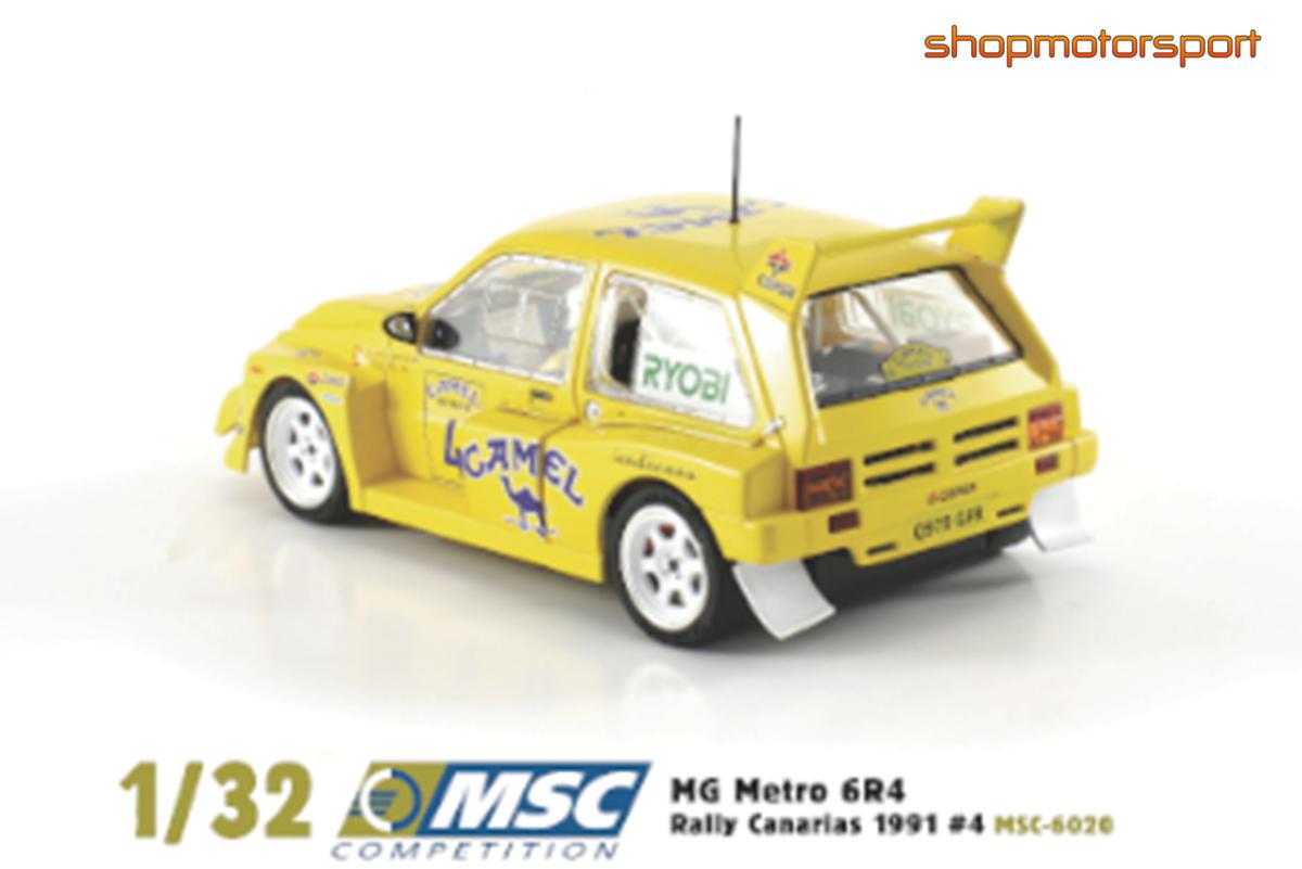 MG METRO 6R4 Gr.B / MSC 6020 / FERNANDO CAPDEVILA-CARLOS YAÑEZ