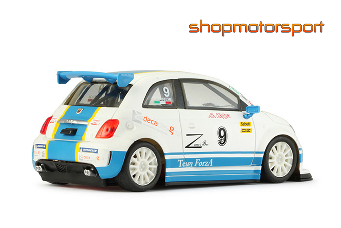 ABARTH 500 TROFEO / NSR 0056 / LUCA ANSELMI // OUT OF STOCK