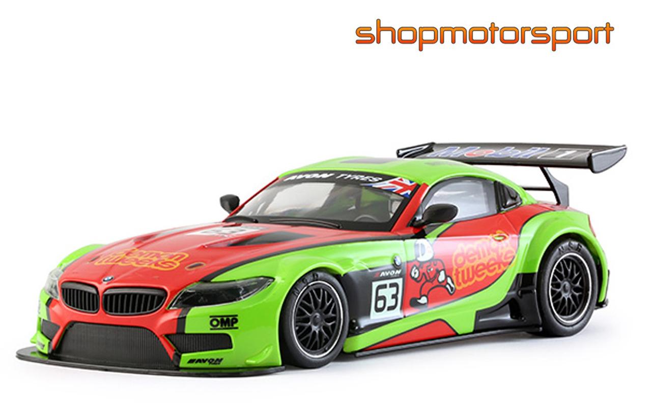 BMW Z4 GT3 / NSR 0059 / JON MINSHAW-PHIL KEEN