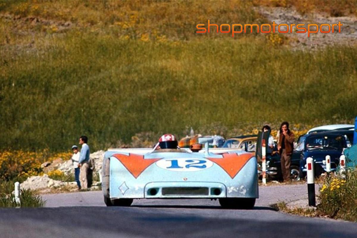 PORSCHE 908 / NSR SET09 / JO SIFFERT-BRIAN REDMAN / LEO KINNUNEN-PEDRO RODRIGUEZ