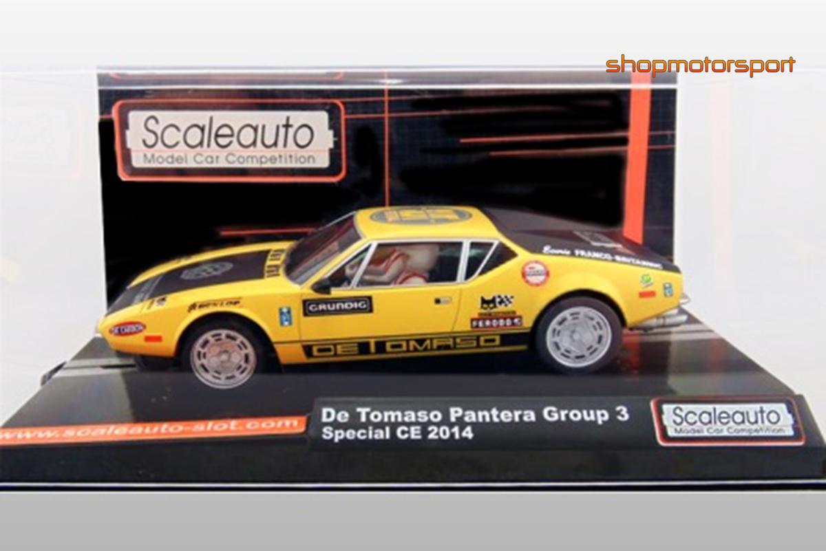 DE TOMASO PANTERA / SCALEAUTO 6052