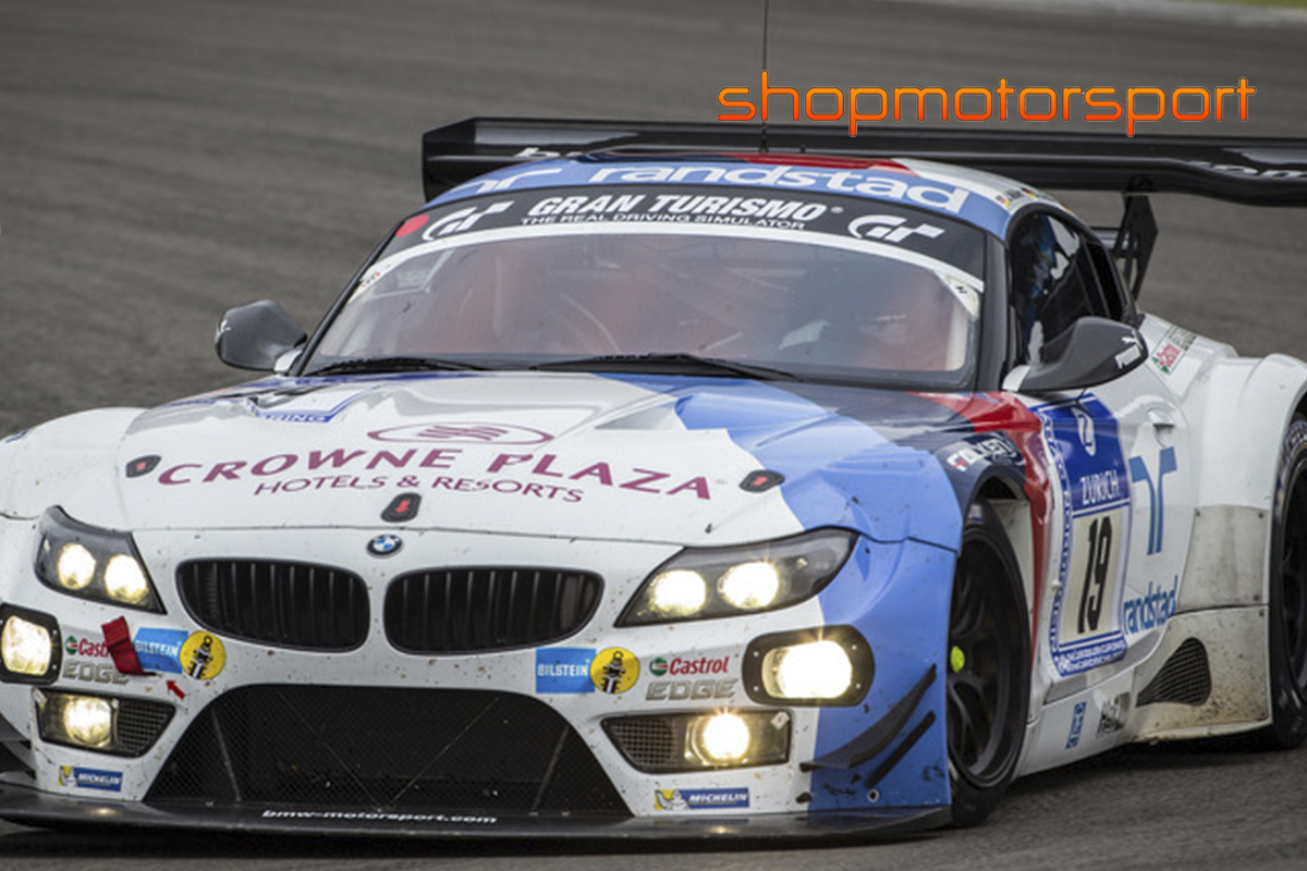 BMW Z4 GT3 / SCALEAUTO 6032R / JORG MÜLLER-DIRK MÜLLER-UWE ALZEN-AUGUSTO FARFUS