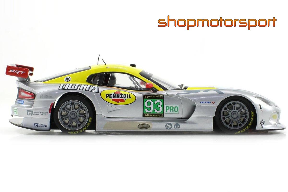 DODGE VIPER SRT GTS-R / SCALEAUTO 6036R / TOMMY KENDALL-JONATHAN BOMARITO-KUNO WITTMER