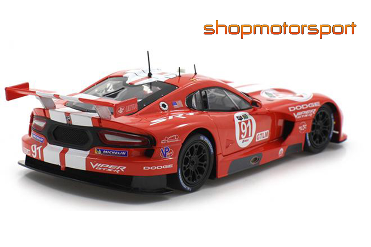 DODGE VIPER SRT / SCALEAUTO 6136R / DOMINIK FARNBACHER-MARC GOOSSENS