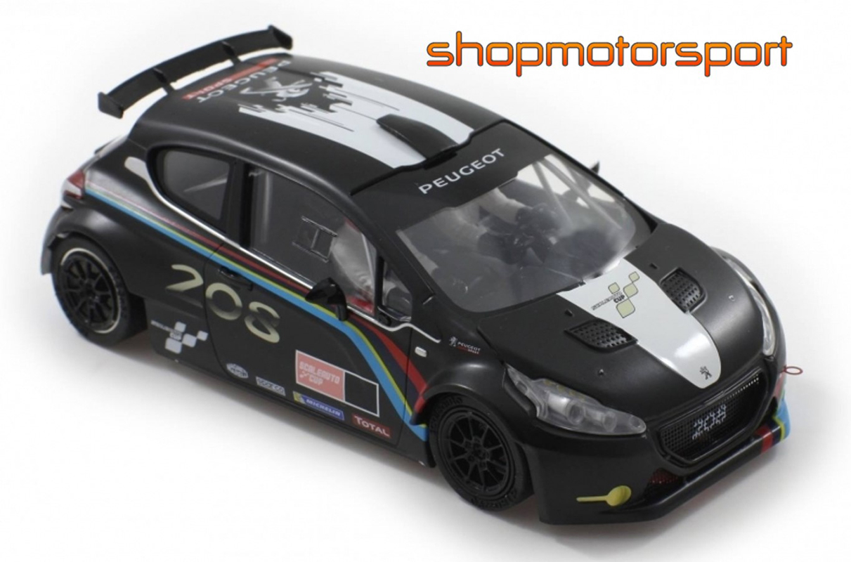 PEUGEOT 208 T16 / SCALEAUTO 6178A // OUT OF STOCK