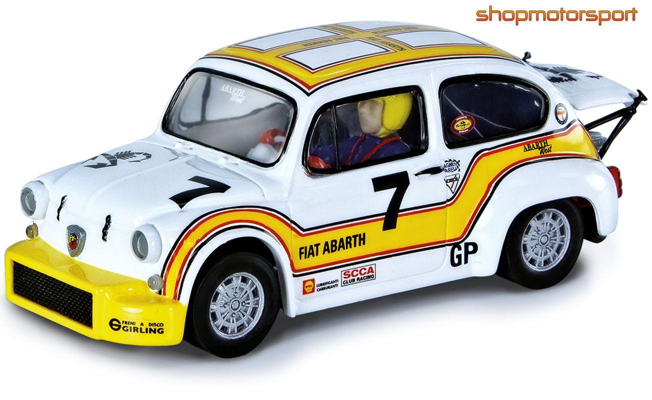 FIAT 1000 ABARTH / SCALEXTRIC A10121S300