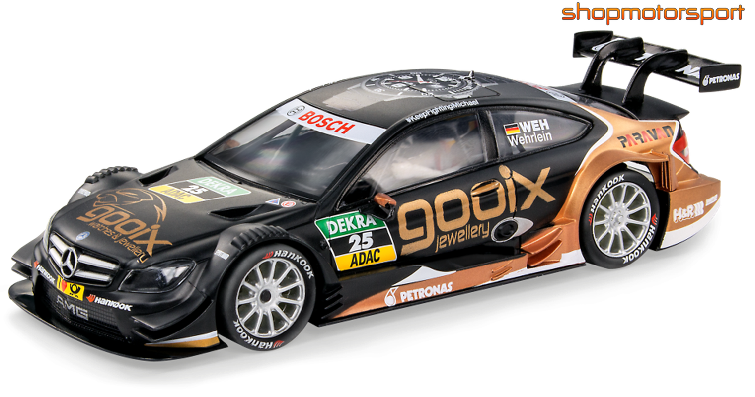 MERCEDES AMG C-COUPE DTM / SCALEXTRIC A10189S300 / PASCAL WEHRLEIN