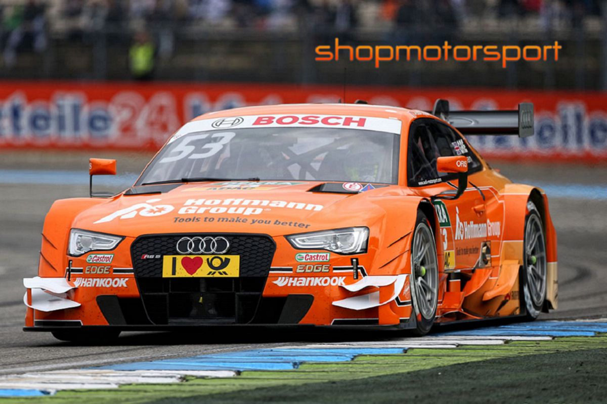 AUDI A5 DTM / SCALEXTRIC A10232S500 / JAMIE GREEN