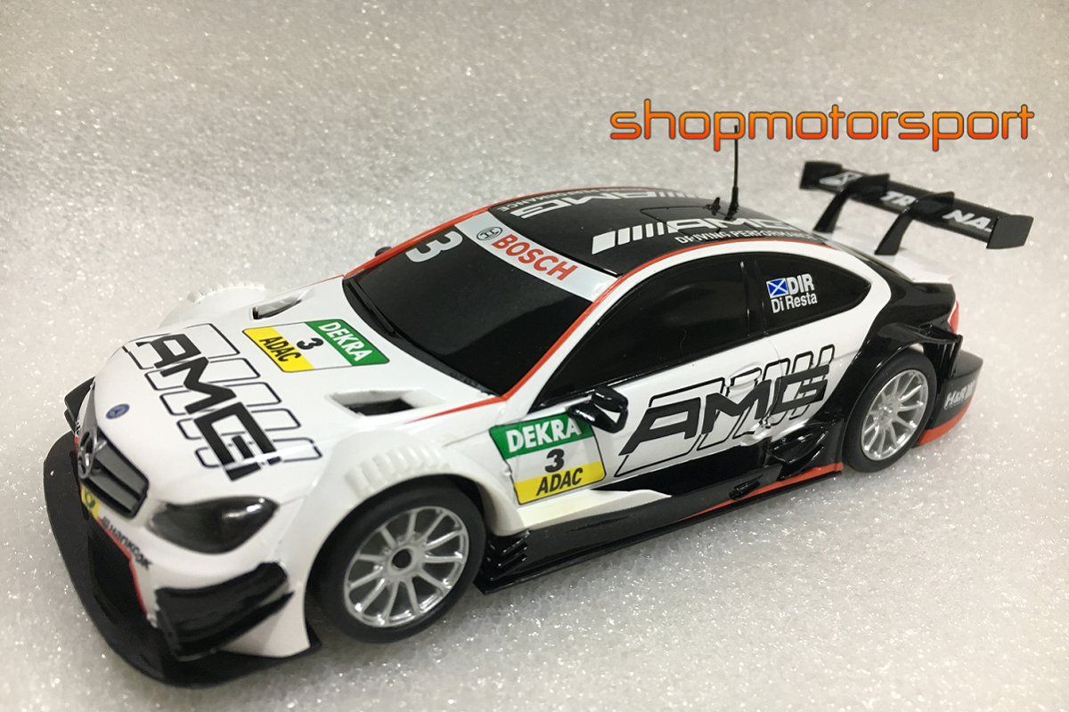 MERCEDES AMG C-COUPE DTM / SCALEXTRIC A10232S500 / PAUL DI RESTA
