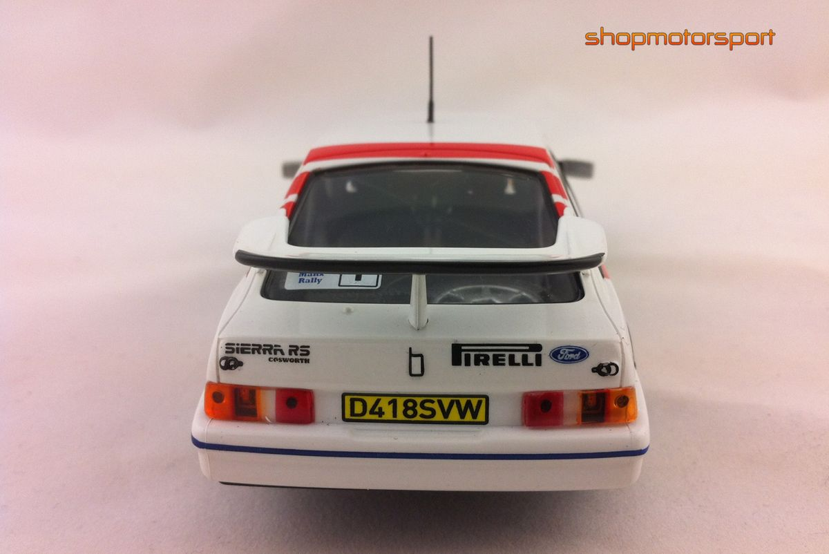 FORD SIERRA RS COSWORTH / SCX 64830 / JIMMY McRAE-IAN GRINDROD