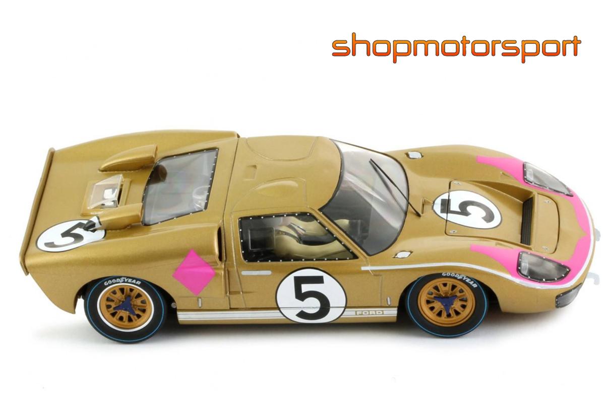 FORD GT40 MKII / SLOT.IT CA20C / RONNIE BUCKNUM-DICK HUTCHERSON