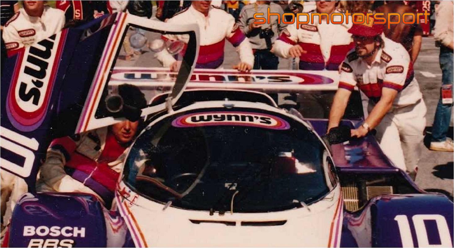 PORSCHE 962 / SLOT.IT CA25D / JOHN HOTCHKIS-JIM ADAMS-JOHN HOTCHKIS Jr.