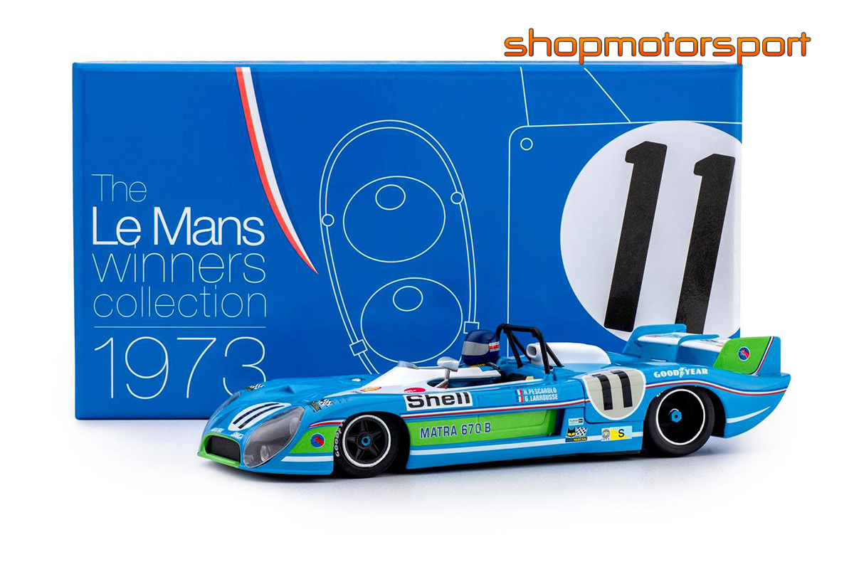 MATRA MS670B / SLOT.IT CW21 / HENRI PESCAROLO-GÉRARD LARROUSSE