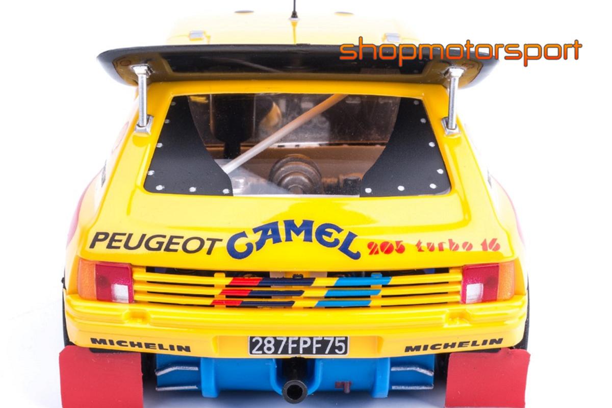 PEUGEOT 205 T16 Gr.B / SRC 03703 / ARI VATANEN