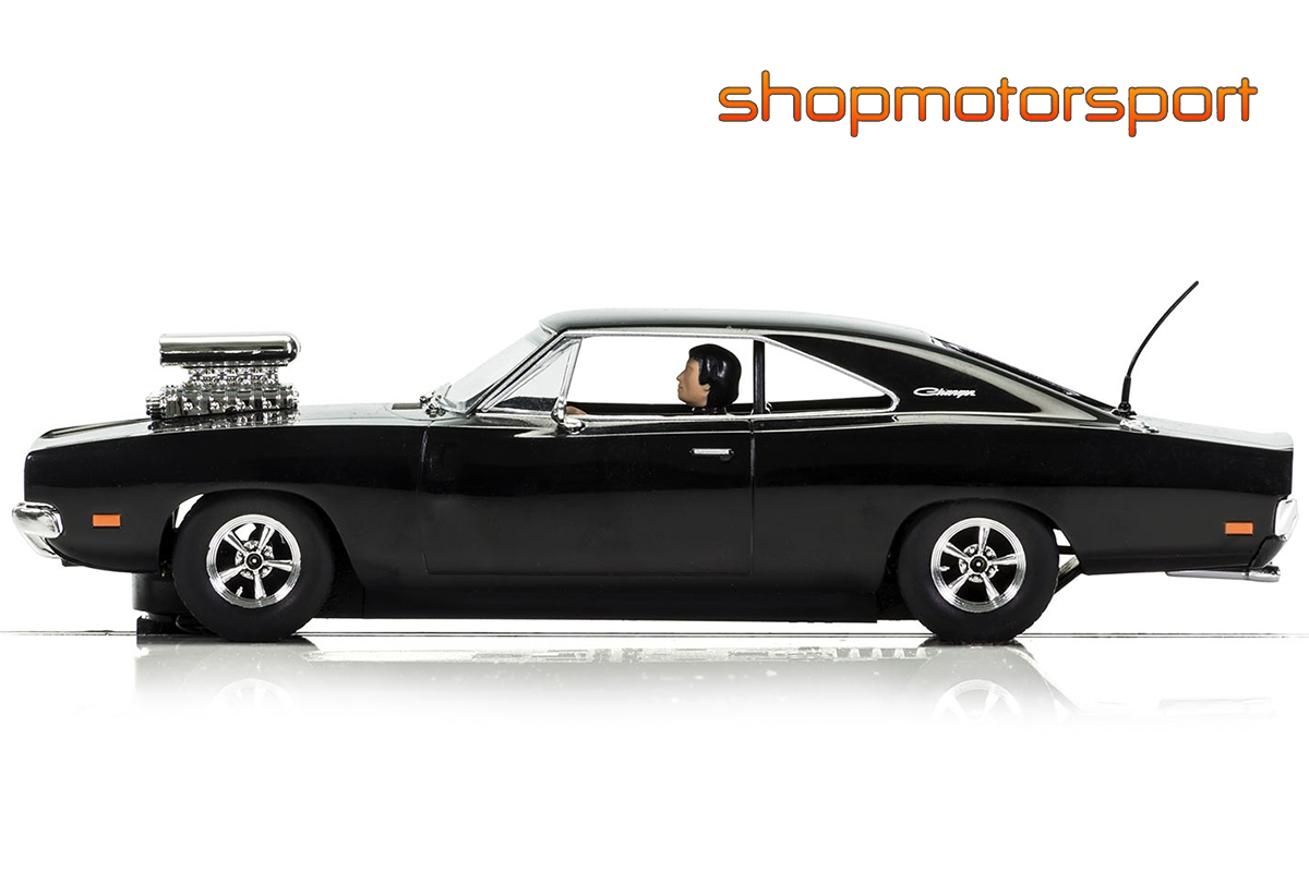 DODGE CHARGER / SCALEXTRIC SUPERSLOT 3936