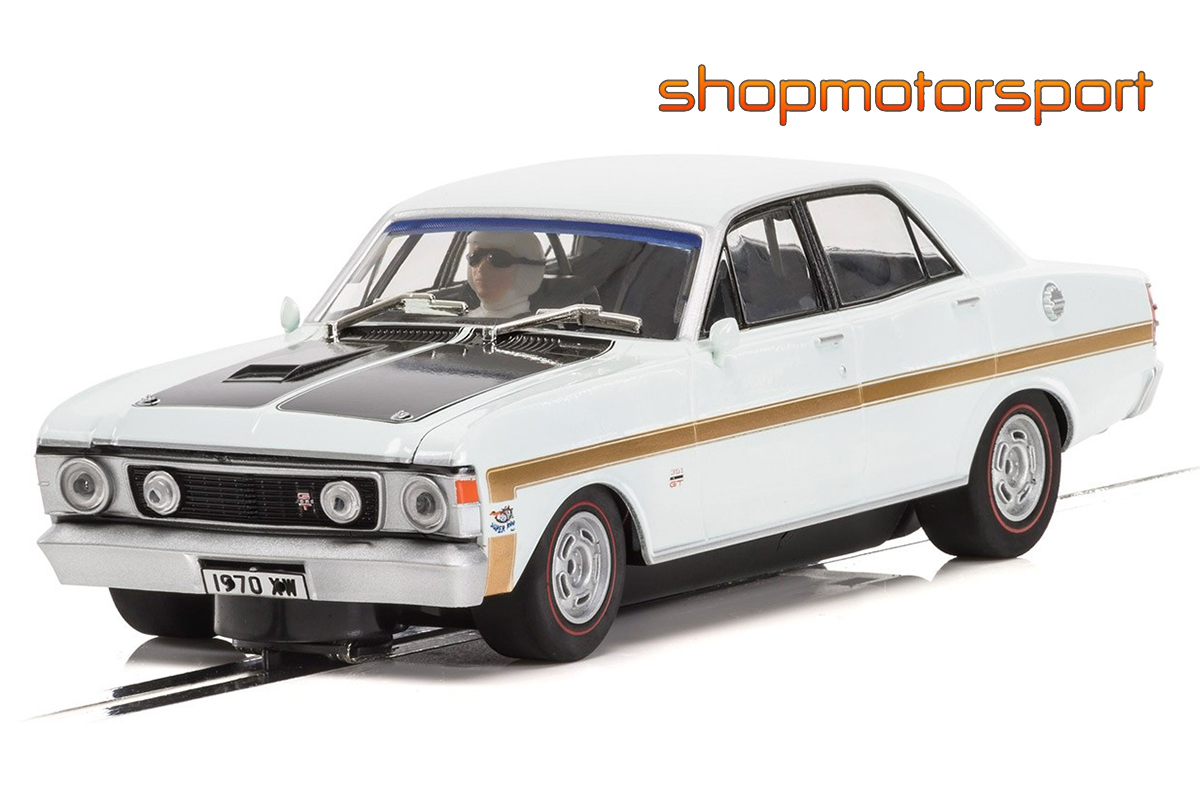 FORD FALCON XW / SCALEXTRIC SUPERSLOT 3986