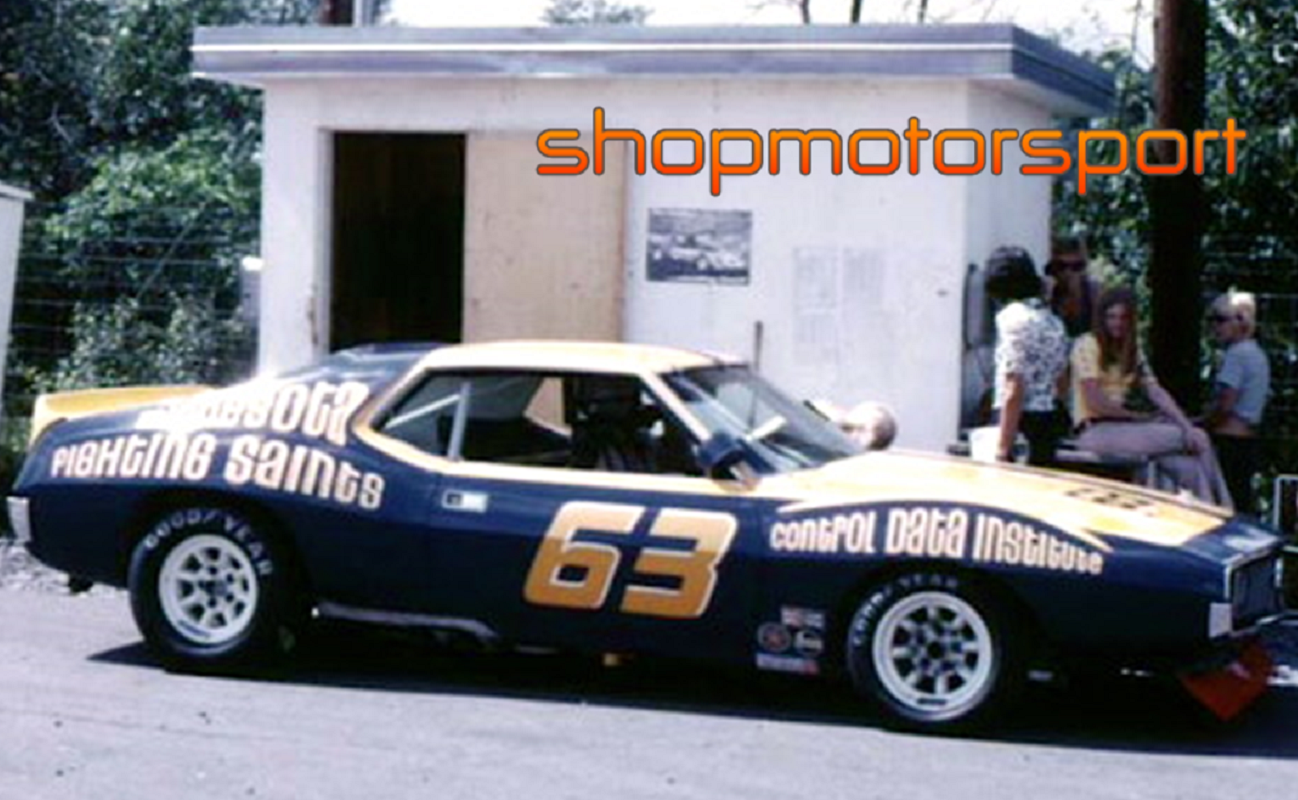 AMC JAVELIN TRANS AM / SCALEXTRIC SUPERSLOT 3876 / BILL COLLINS