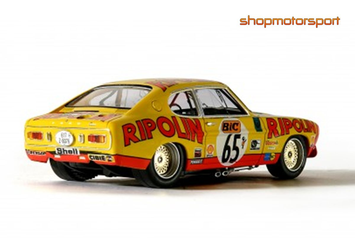 FORD CAPRI 2600 RS / SRC 00302 / GERARD LARROUSE-JOHNNY RIVES