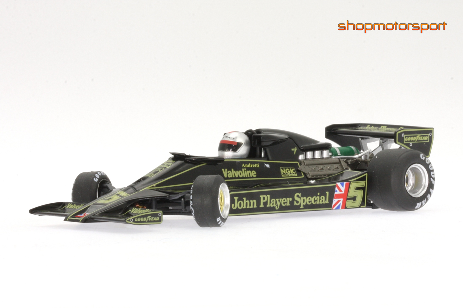 LOTUS F1 78 / FLYSLOT 058106 / MARIO ANDRETTI // OUT OF STOCK