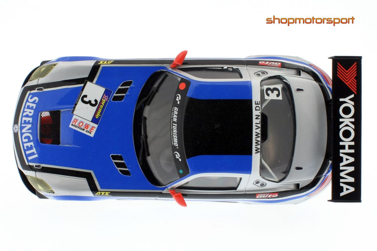 MERCEDES BENZ SLS AMG GT3 / SCALEAUTO 6023 / VIMAL MEHTA-SEAN PAUL BRESLIN-SEAN PATRICK BRESLING
