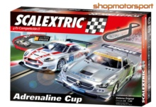 SLOT CIRCUIT SCALEXTRIC C3 ADRENALINE CUP A10130S500