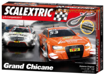 SLOT CIRCUIT SCALEXTRIC C2 GRAND CHICANE A10232S500