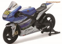 YAMAHA YZR-M1 / NEWRAY 57583 / VALENTINO ROSSI // OUT OF STOCK