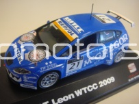 SEAT LEON TFSI WTCC / TOM CORONEL // OUT OF STOCK