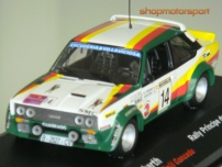 FIAT 131 ABARTH Gr.4 / IXO ALTAYA / BERNARDO CARDIN-RAUL GANCEDO // OUT OF STOCK