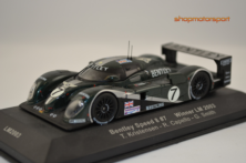 BENTLEY SPEED 8 / IXO LM2003 / TOM KRISTENSEN-RINALDO
