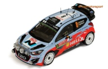 HYUNDAI i20 WRC / IXO RAM 569 / DANI SORDO-MARC MARTI // OUT OF STOCK