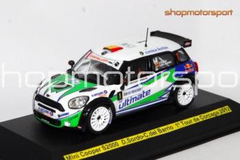 MINI COOPER S2000 / KIT CAR 43 / DANI SORDO-CARLOS DEL BARRIO // OUT OF STOCK