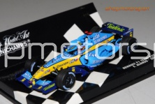 RENAULT F1 R25 / MINICHAMPS 400 050005 / FERNANDO ALONSO // OUT OF STOCK