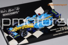 RENAULT F1 R26 / MINICHAMPS 400 060201 / FERNANDO ALONSO // OUT OF STOCK