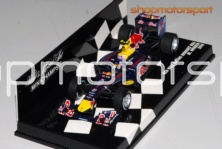 RED BULL RACING RENAULT RB6 / MINICHAMPS 410 100006 / MARK WEBBER