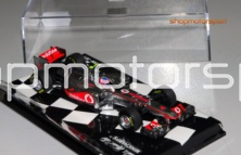McLAREN MERCEDES MP4/26 / MINICHAMPS 530 114304 / JENSON BUTTON