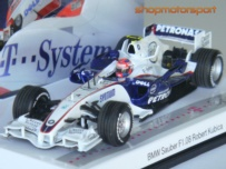 BMW SAUBER F1.08 / MINICHAMPS / ROBERT KUBICA // OUT OF STOCK