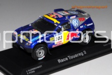 VOLKSWAGEN RACE TOUAREG 2 / NOREV 840250 / JUTTA KLEINSCHMIDT-FABRIZIA PONS