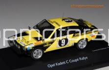 OPEL KADETT C COUPE RALLYE / SCHUCO 450361200 / WALTER ROHRL-CLAES BILLSTAM // OUT OF STOCK