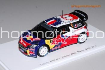 CITROEN DS3 WRC / SPARK S3326 / SEBASTIAN LOEB-DANIEL ELENA // OUT OF STOCK