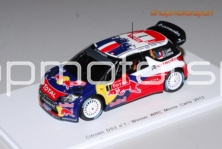 CITROEN DS3 WRC / SPARK S3326 / SEBASTIAN LOEB-DANIEL ELENA // OUT OF STOCK