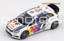 VOLKSWAGEN POLO WRC / SPARK S3359 / SEBASTIAN OGIER-JULIEN INGRASSIA // OUT OF STOCK