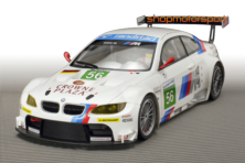 BMW M3 GT2 / SCALEAUTO 7036 / ANDY PRIAULX-DIRK MULLER-JOEY HAND