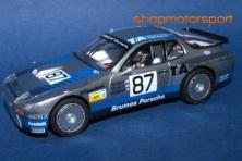 PORSCHE 924 GTR / FALCON SLOT CARS 02005 / JIM BUSBY-DOC BUNDY-MARCEL MIGNOT