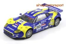 SPYKER C8 LAVIOLETTE GT2R RACING / SCALEAUTO 6050R / PETER DUMBRECK-RALF KELLENERS-ALEX VASILIEV